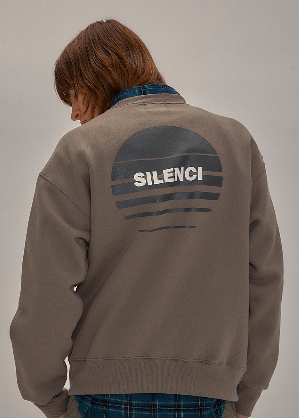 Silenci sweat shirt [light khaki]