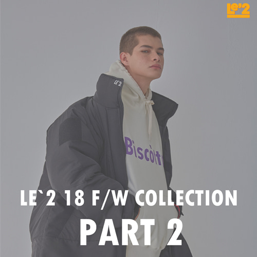 LE`2 18F/W COLLECTION PART2