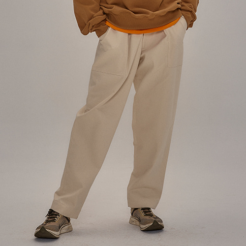 FATIGUE PANTS (IVORY)