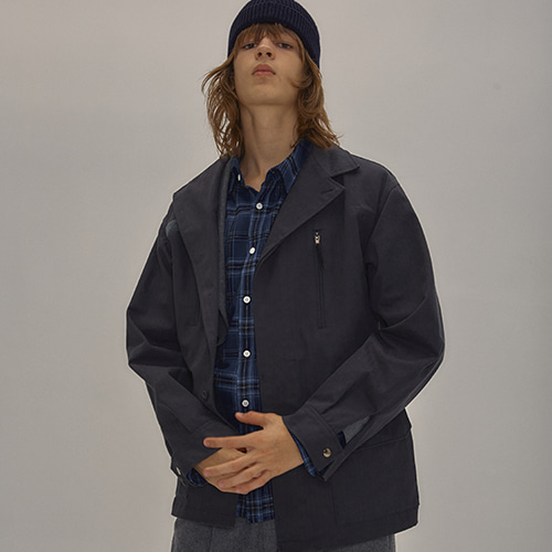 F-2 JACKET(BLUE GRAY)