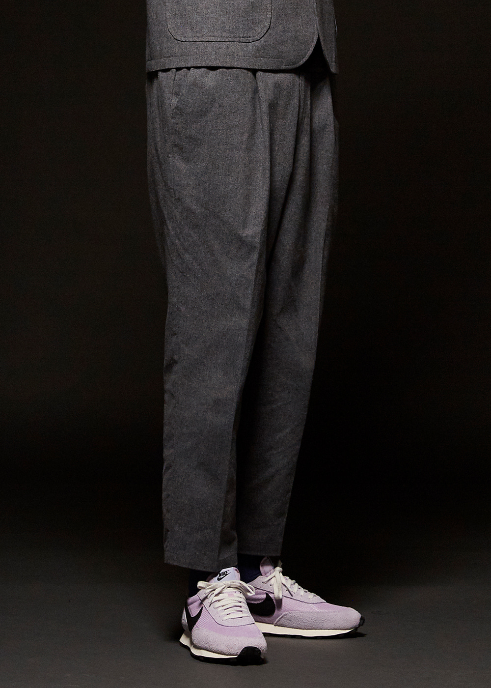 Easy pants [dark gray]